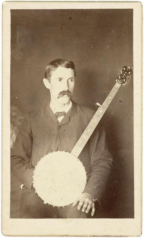 Banjo man 2