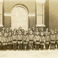 Open air school, Topeka