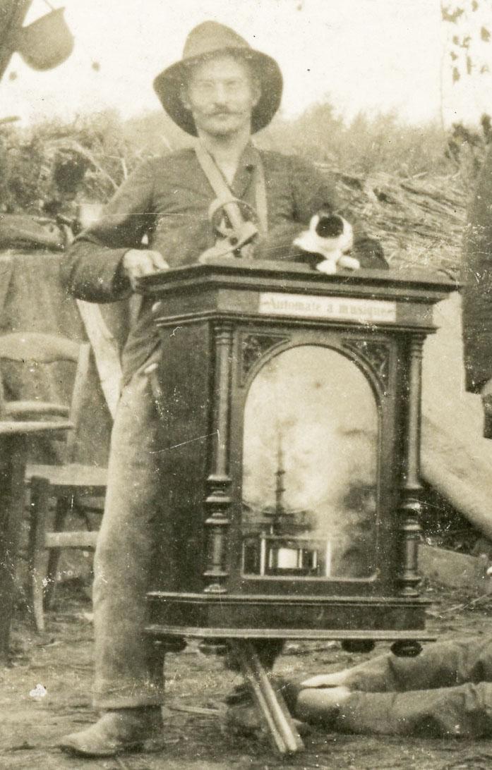 Automate à musique (1916) 2