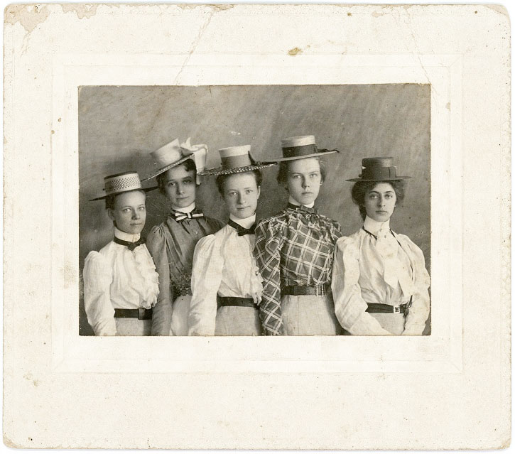 Boaters and bow ties (Arkansas) 2