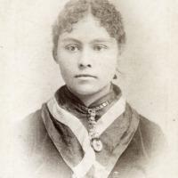 Kittie in Chebanse, Illinois (1882)