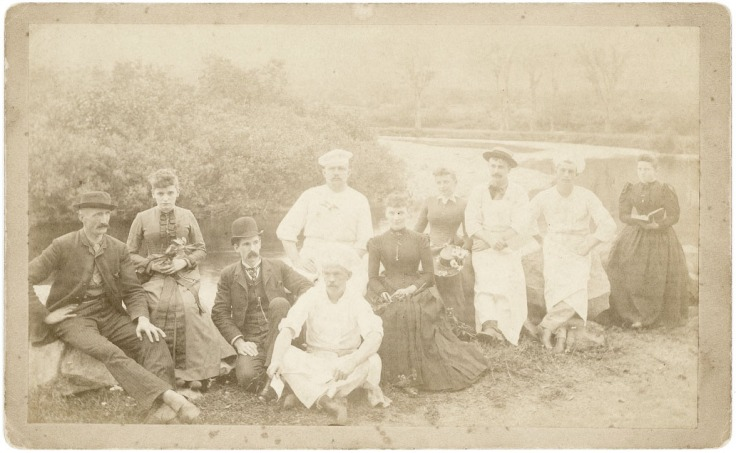 Fabyan House 1880 staff 3