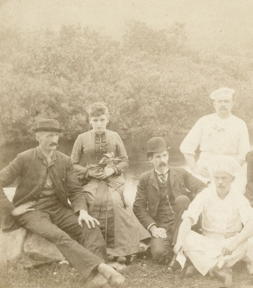 Fabyan House 1880 staff 4a
