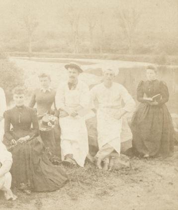 Fabyan House 1880 staff 4b