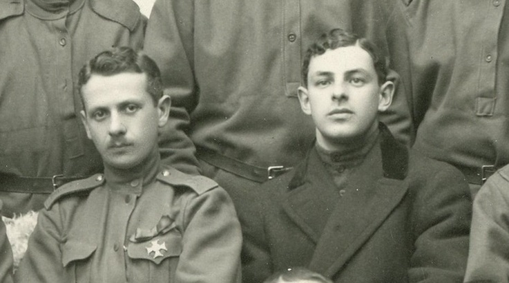 Russian soldiers (April 1917) 2