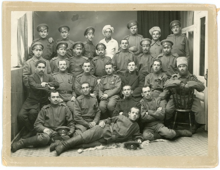 Russian soldiers (April 1917) 5
