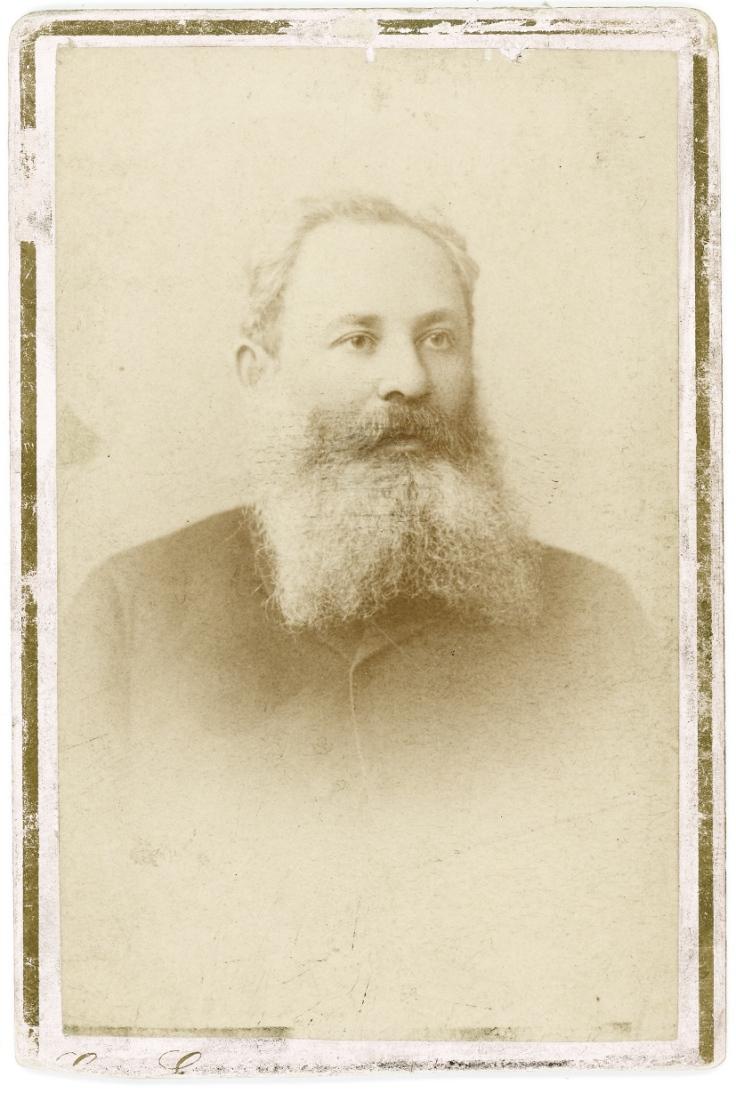 Abraham Z. by E.v. Eggert 2