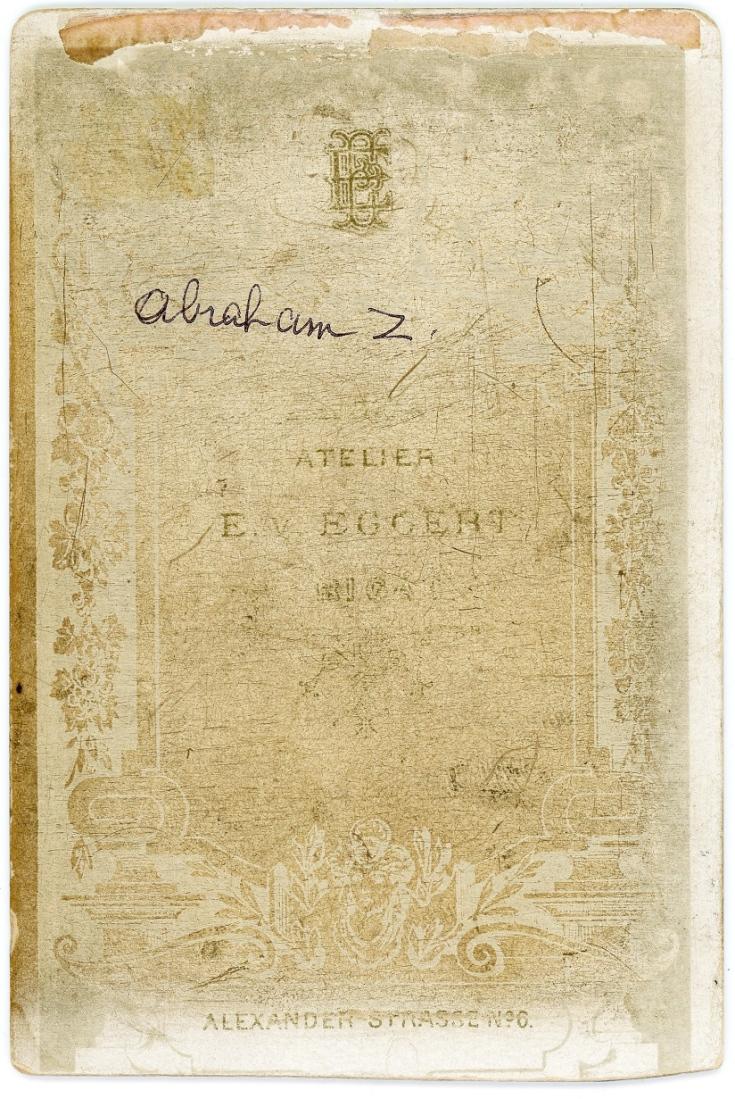 Abraham Z. by E.v. Eggert 3