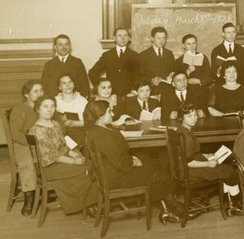 Tompkins Square (1921) 2