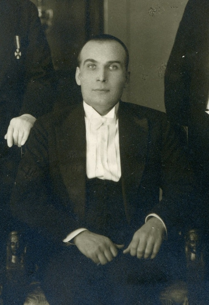 Juhan Kukk in Tallinn (1923) 1