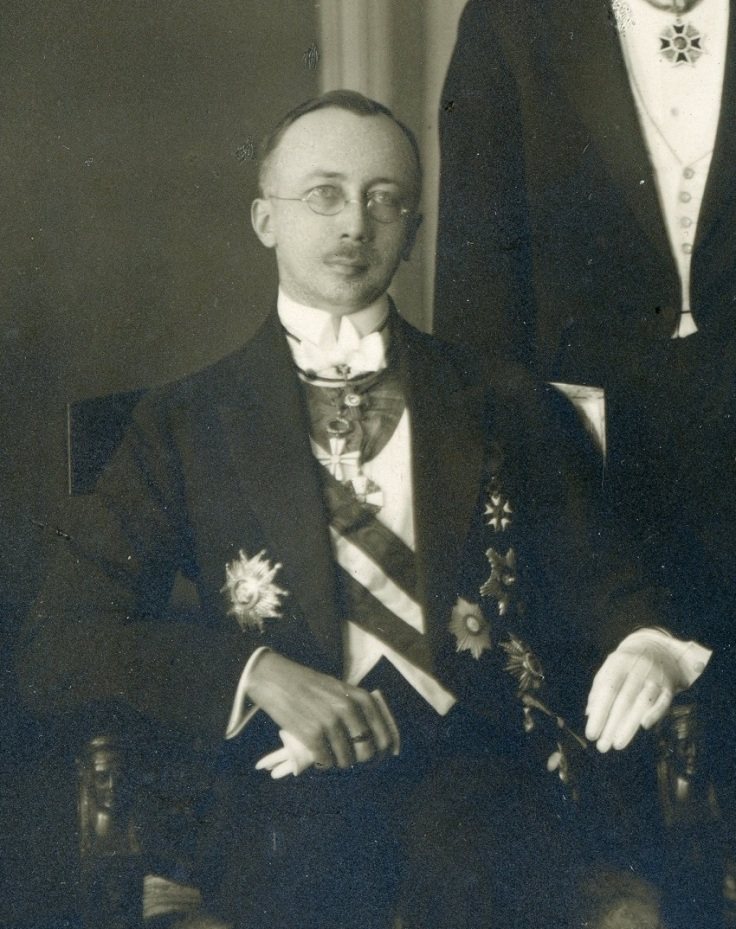Rudolf Holsti in Tallinn (1923) 2