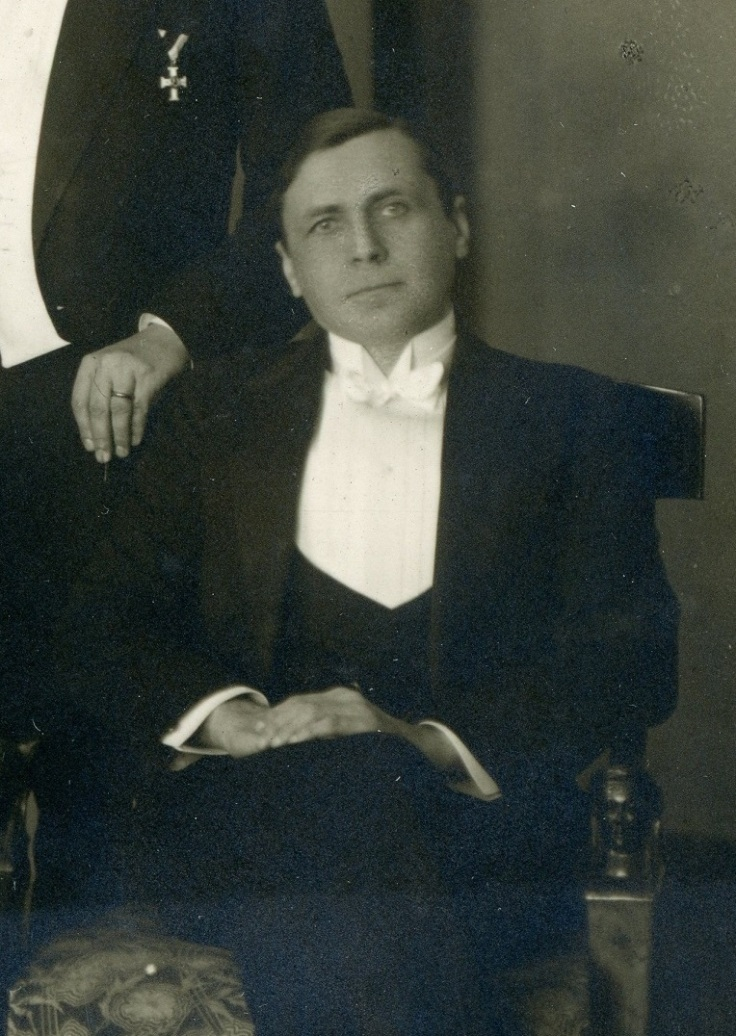 Unidentified in Tallinn (1923) 1