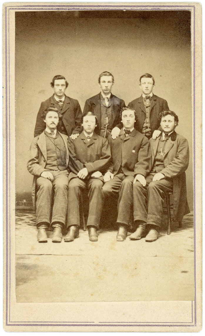 Guys in Springfield, Vermont (Dec. 1864) 2