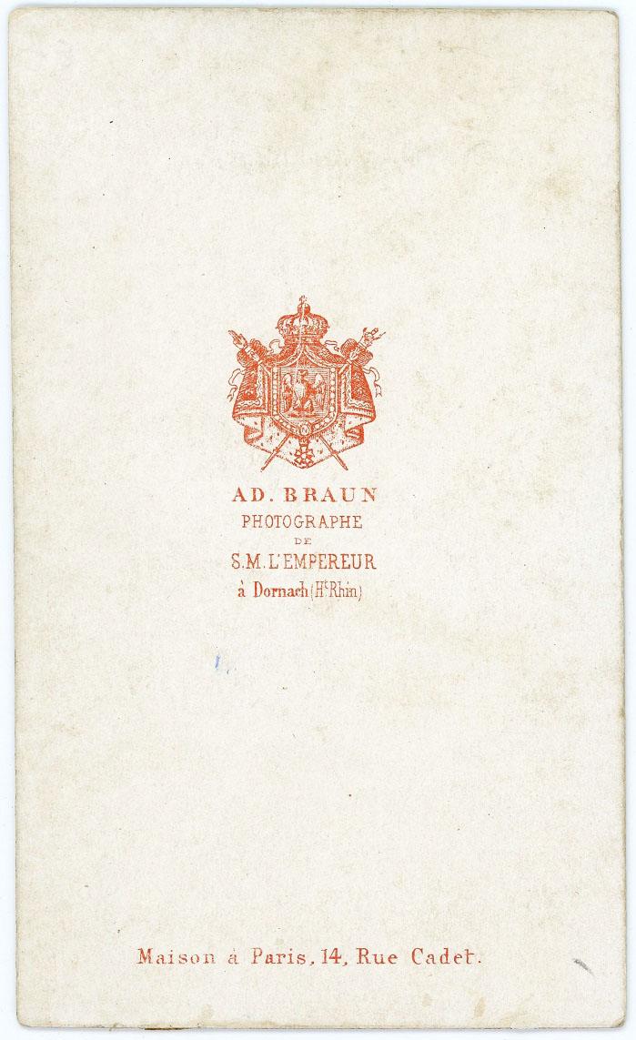 Canton de Fribourg by Adolphe Braun 3