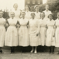 Montefiore School of Nursing, Class of 1938