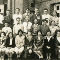 Students at Porter School in Alameda, California