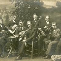 """Waldfreunde"" Mandolin Orchestra (1922)"