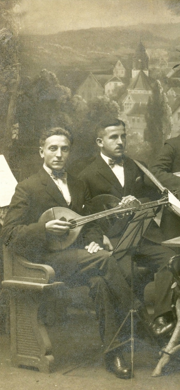 Waldfreunde Mandolinenorchester (1922) 3