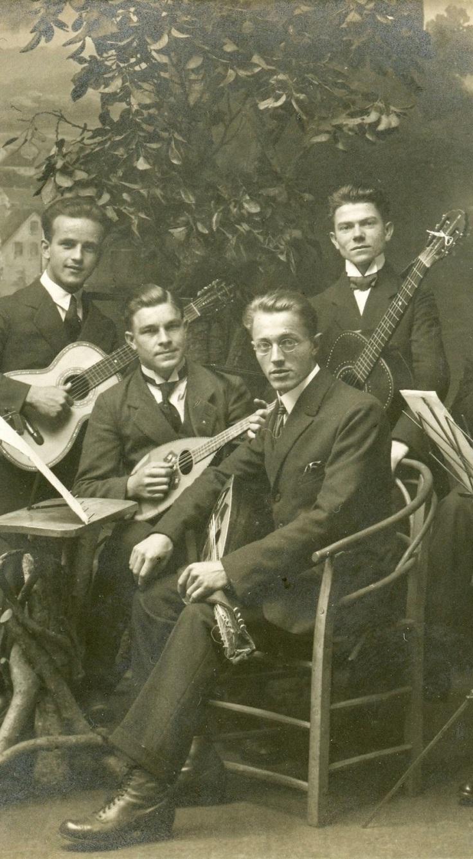Waldfreunde Mandolinenorchester (1922) 4