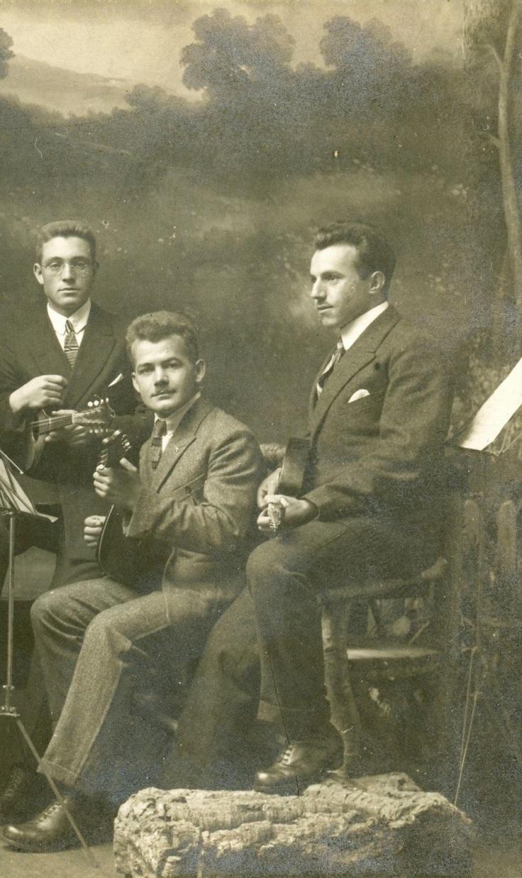 Waldfreunde Mandolinenorchester (1922) 5