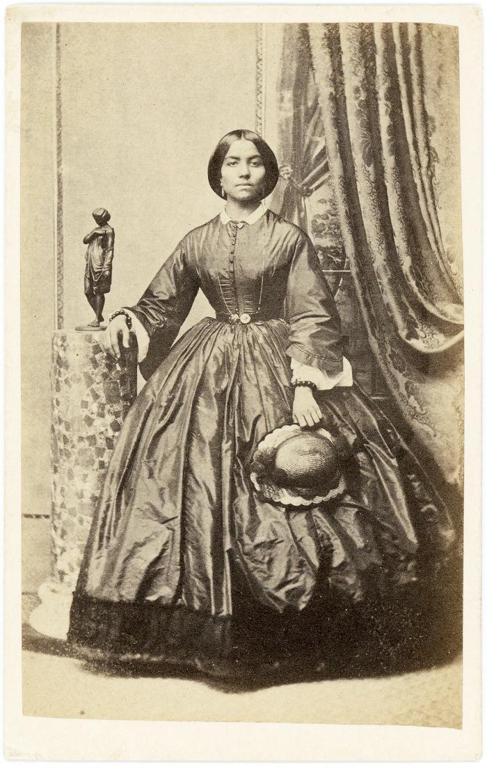 Miss Collins (maybe) in Calcutta 2f