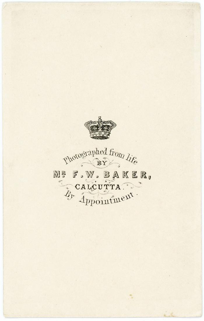 Miss Collins (maybe) in Calcutta 3c