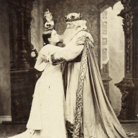 King Lear and Cordelia?