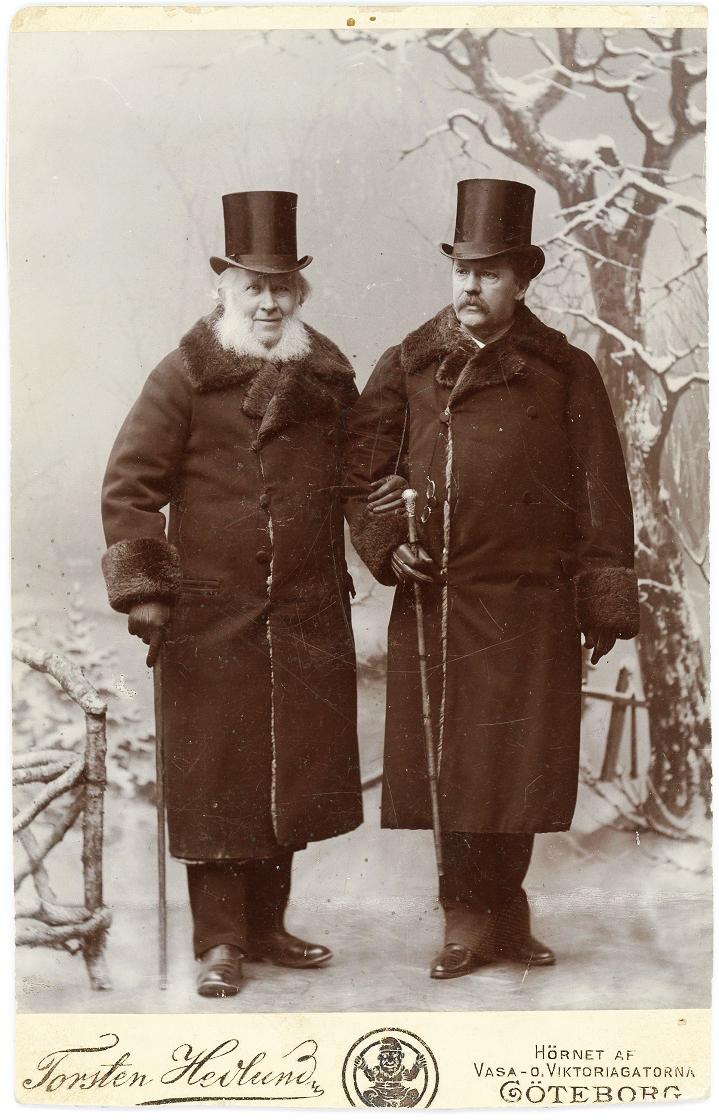 S.A. Hedlund and Viktor Rydberg 2
