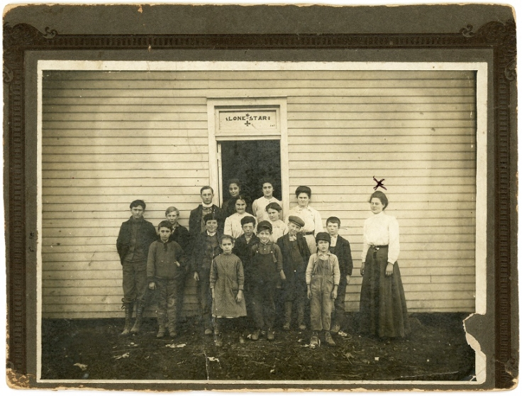 Lone Star School, Johnson County, Missouri 2