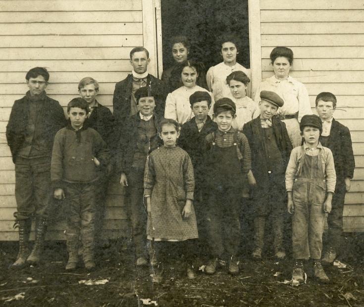 Lone Star School, Johnson County, Missouri 5