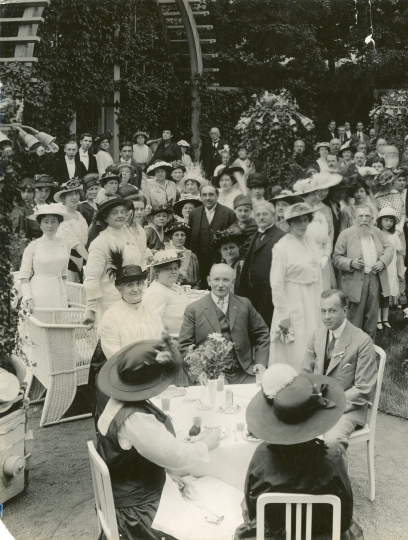 Fourth of July in Berlin (probably 1915) 2