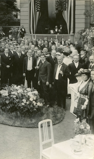 Fourth of July in Berlin (probably 1915) 3
