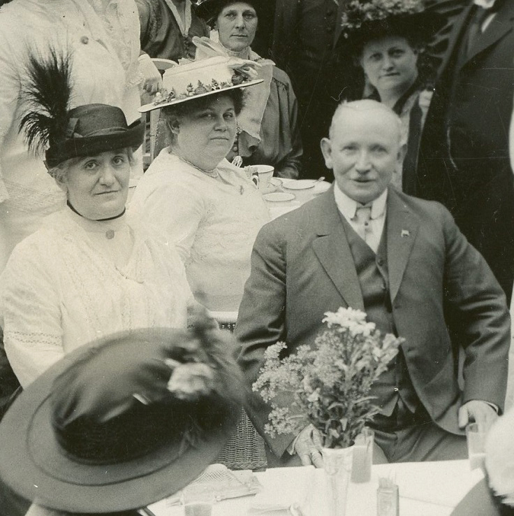 Fourth of July in Berlin (probably 1915) 4