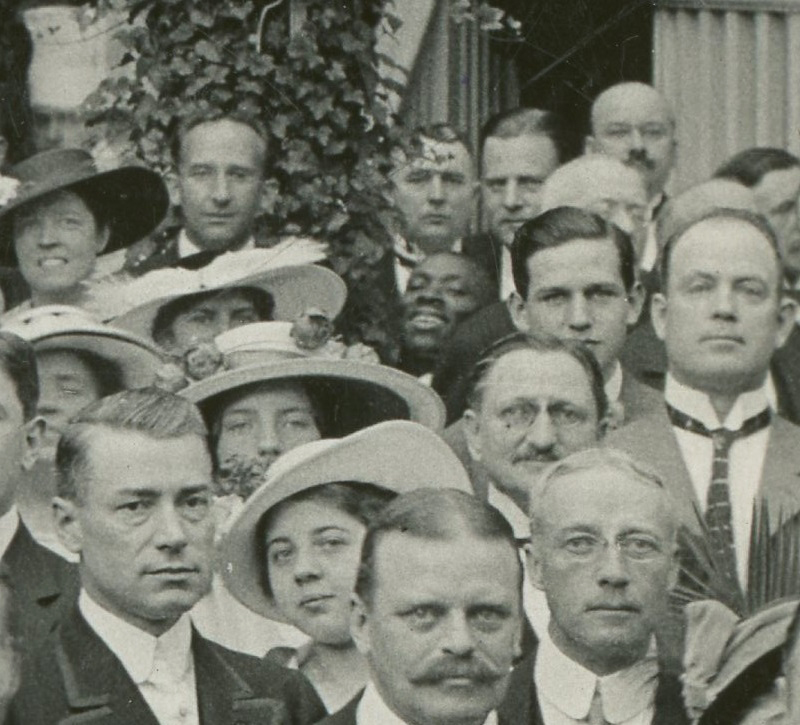 Fourth of July in Berlin (probably 1915) 7