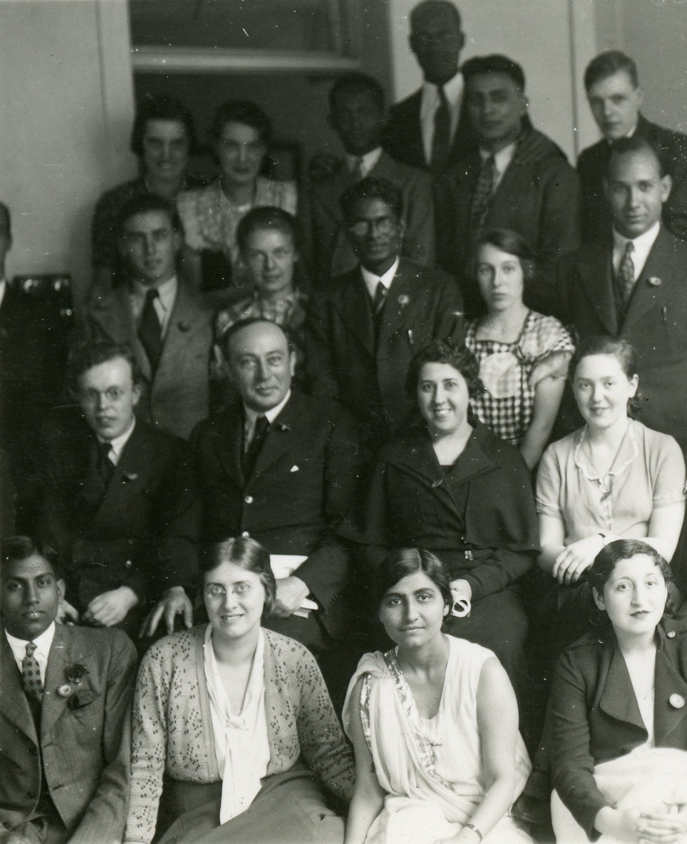 Group at Leeds University (1934) 3