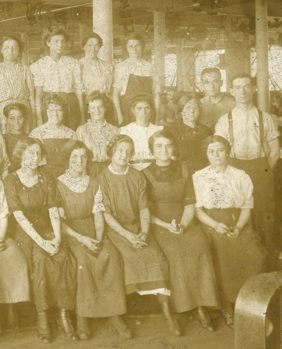 Mill workers, location unknown 4
