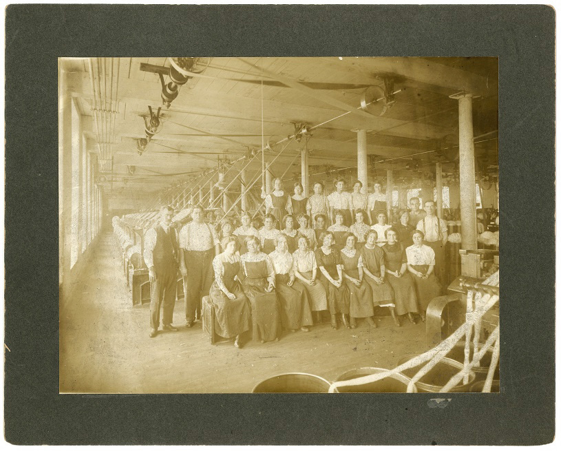 Mill workers, location unknown 5