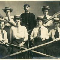 Aberystwyth University Ladies Rowing Group
