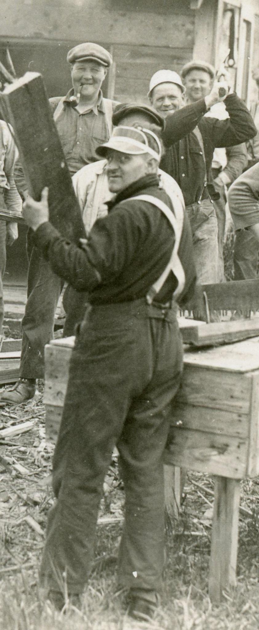 Finns in Koggiung, Alaska (1929) 3