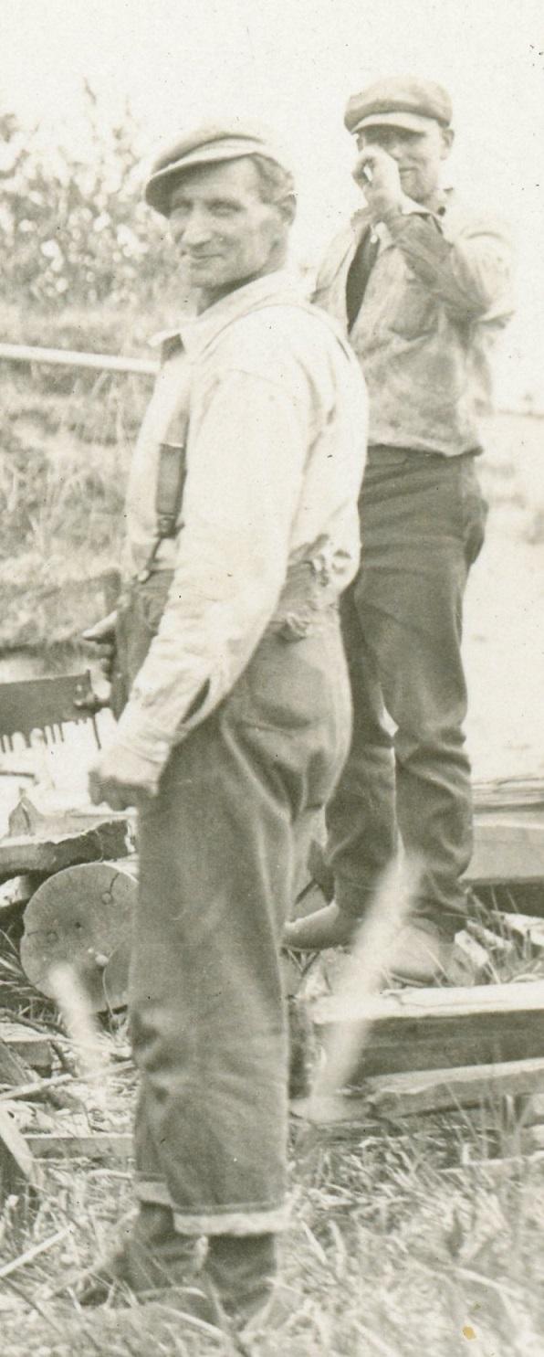 Finns in Koggiung, Alaska (1929) 5b