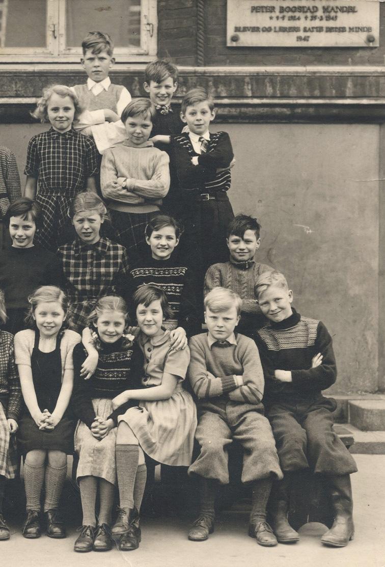 Skolen ved Bülowsvej 3